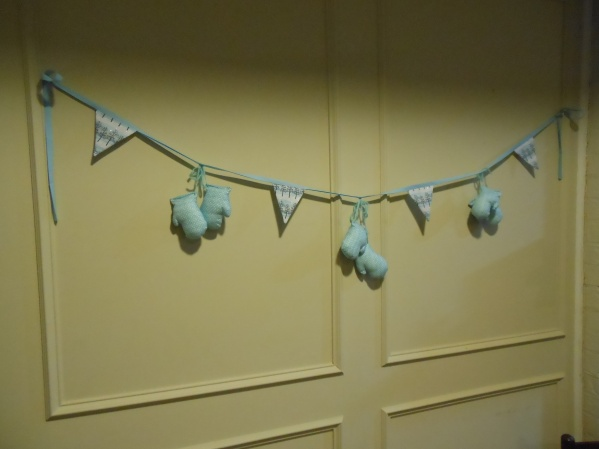 Winter/January Bunting