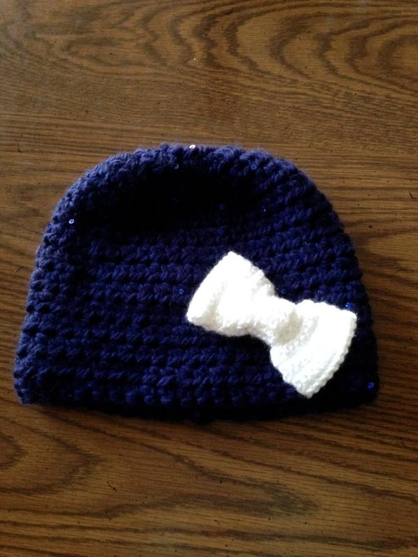 Modern flapper hat